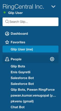 Glip Bot using IBM Watson and Botkit- RingCentral Developer